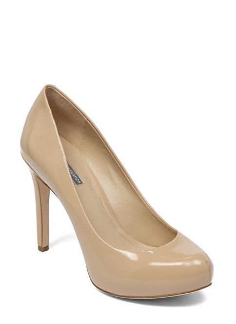 BCBGeneration %100 Deri Klasik Ayakkabı Bej